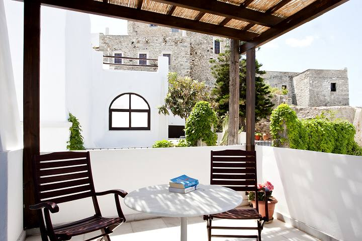 Chateau Zevgoli in Naxos